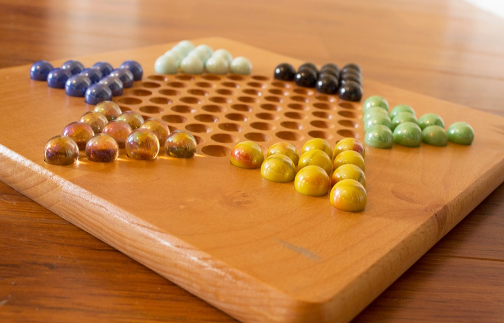 Chinese Checkers Random Facts