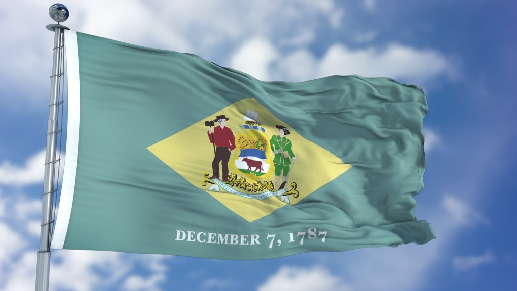 Delaware State Flag facts
