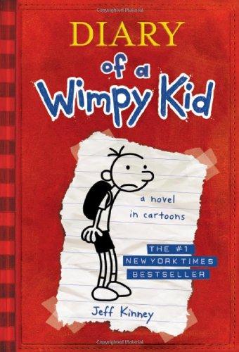 Diary of a Wimpy Kid Jeff Kinney Jokes From Kids' Books