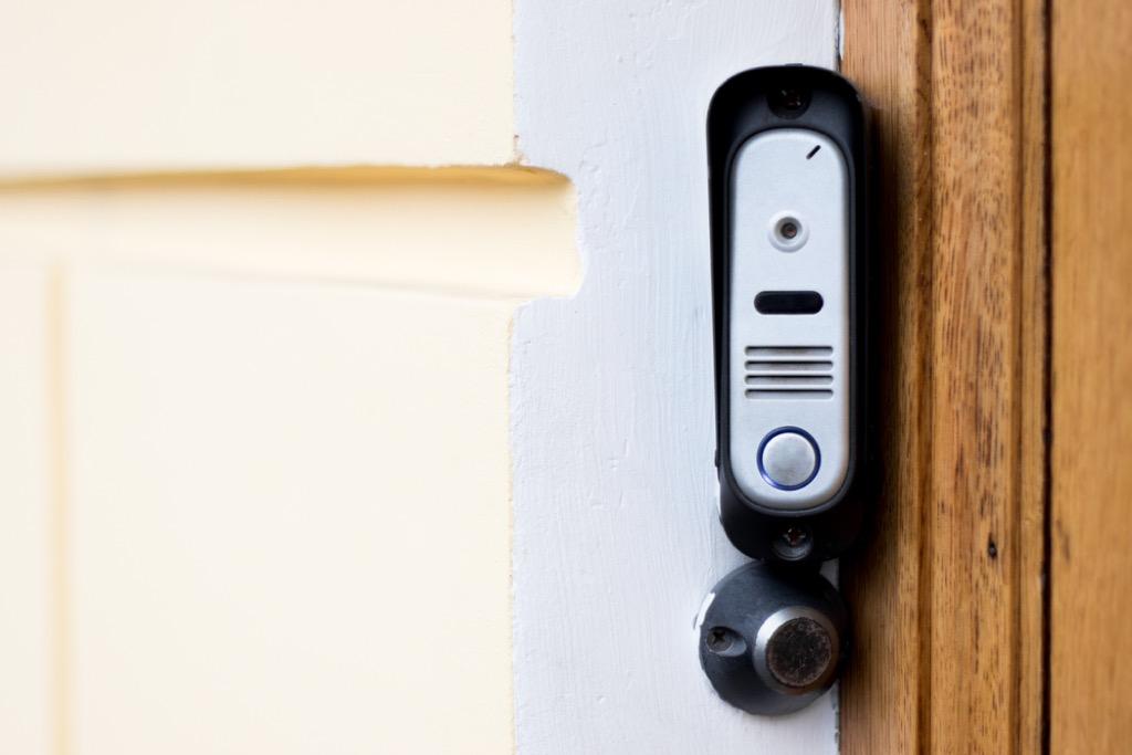 Doorbell cam, home upgrades