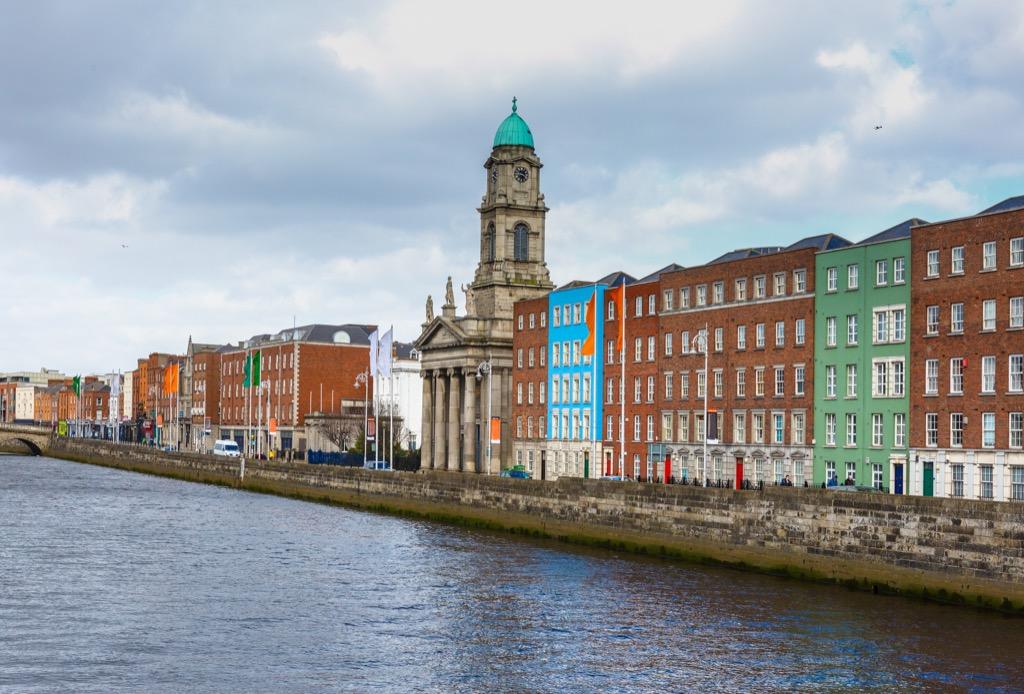 Dublin, Ireland Corny Jokes