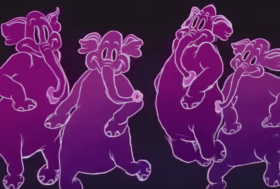 Dumbo Hallucinations Kids Films