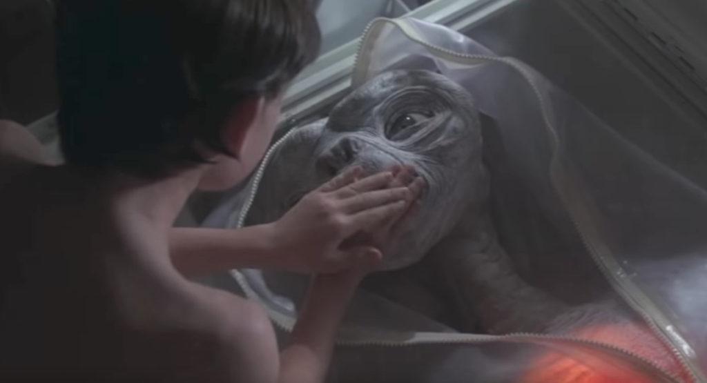 E.T. Dying Scene Kids Films