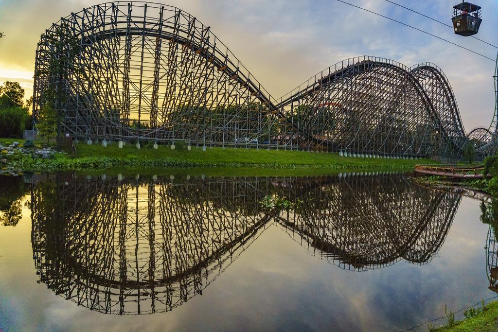 El Toro Roller Coasters