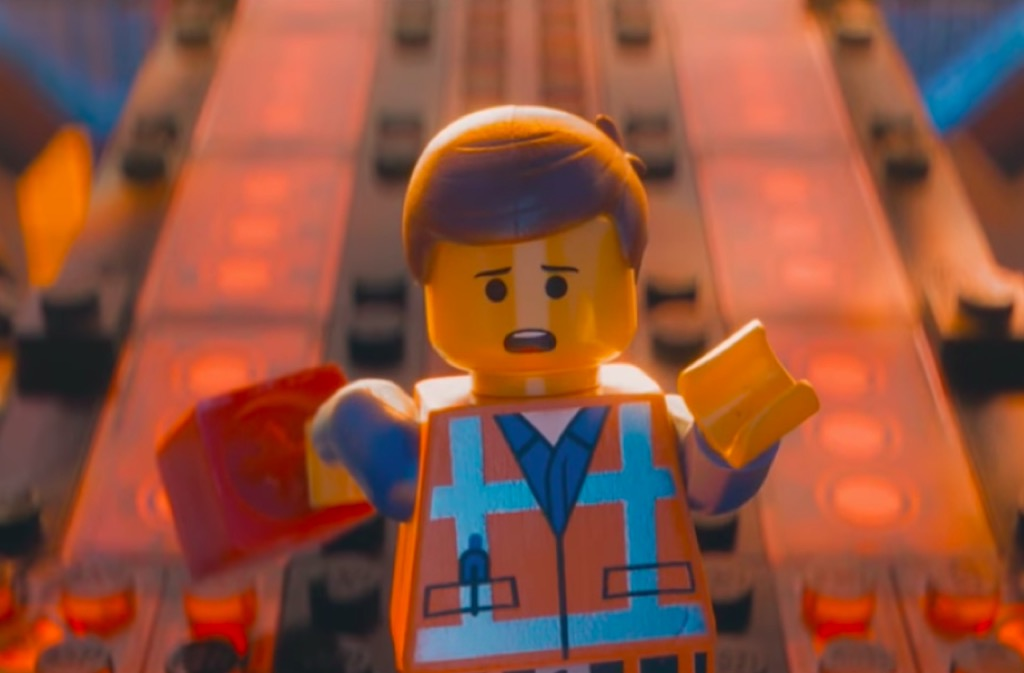 The Lego Movie movie inspired baby names