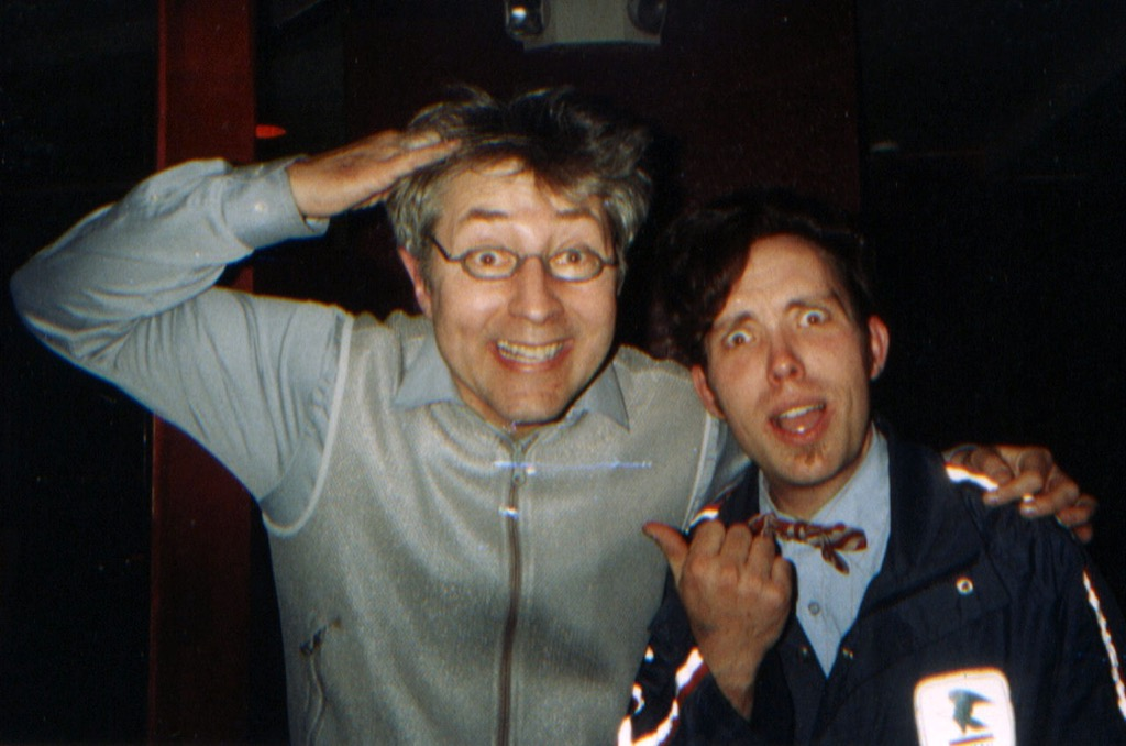 Emo Philips Jokes From Comedy Legends