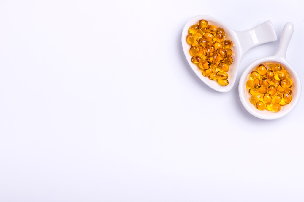 Fish Oil Supplements Energy After 40