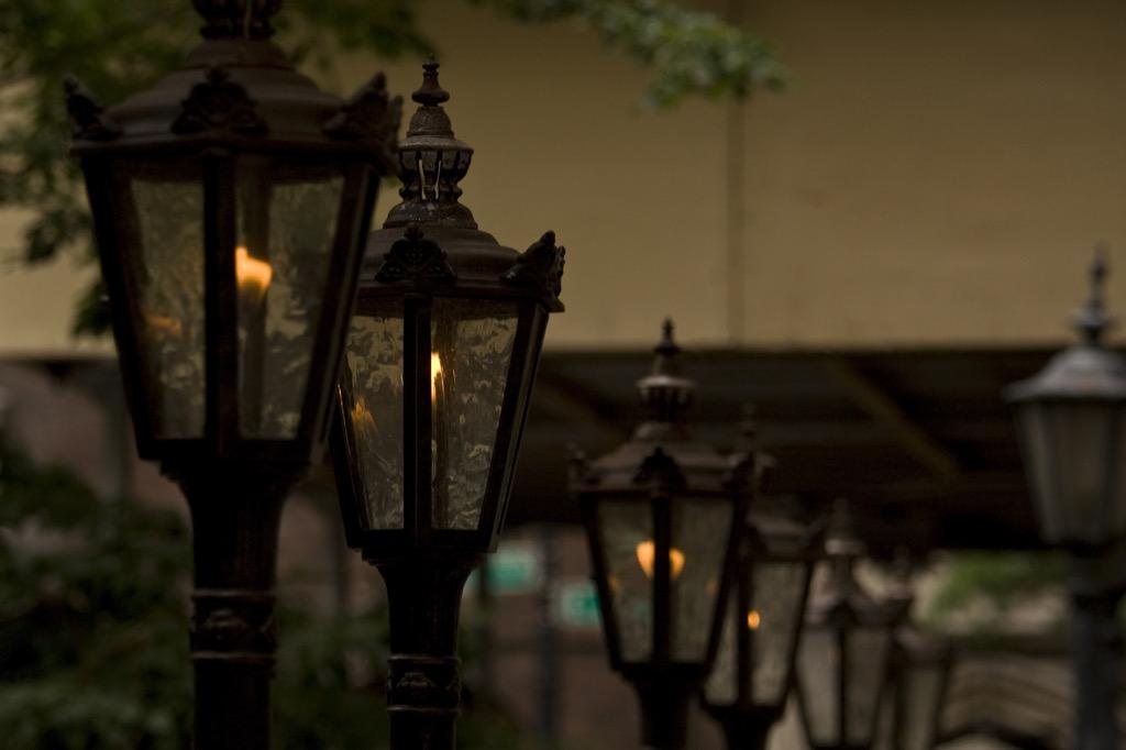 Lamp lighter obsolete jobs