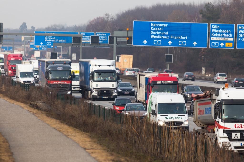 German Autobahn School Lessons