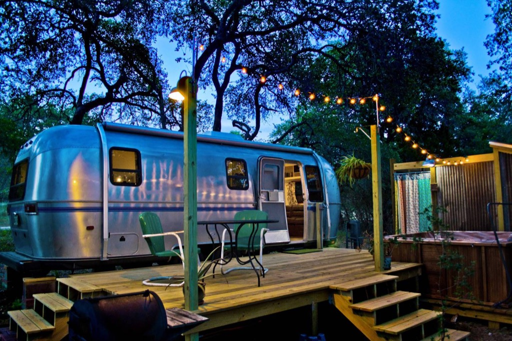 Glamping Wimberley, Texas airbnb