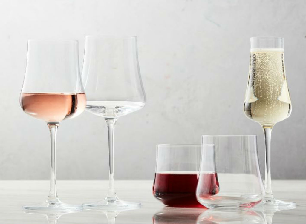 wine glasses mother's day gifts