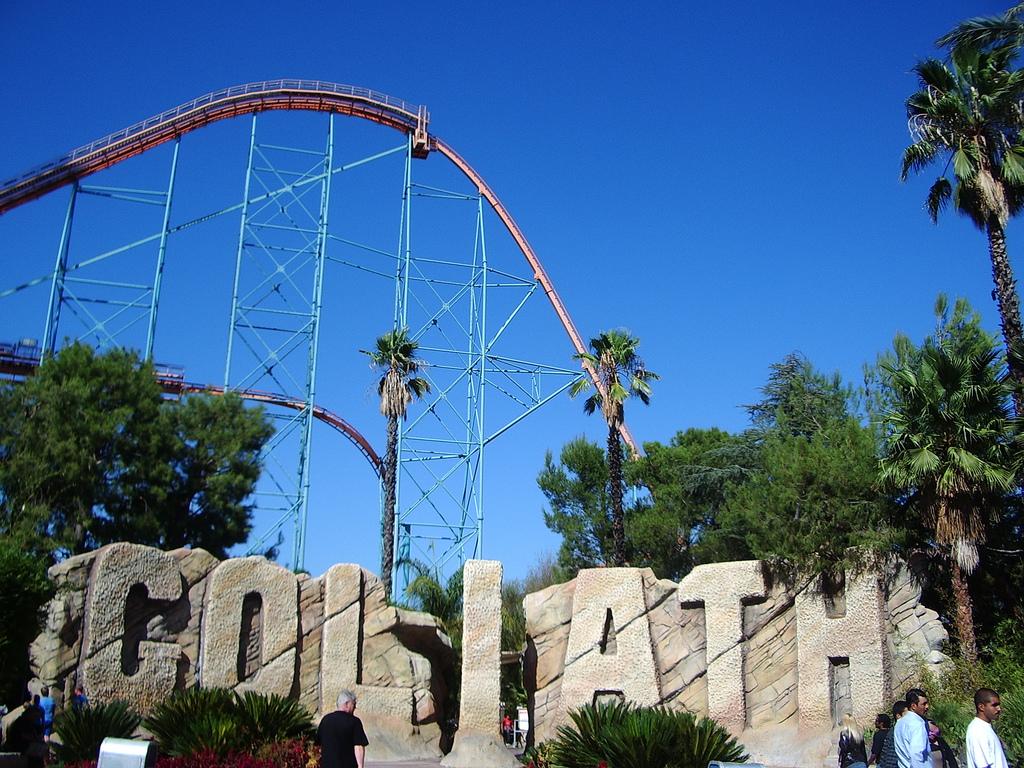Goliath Roller Coasters
