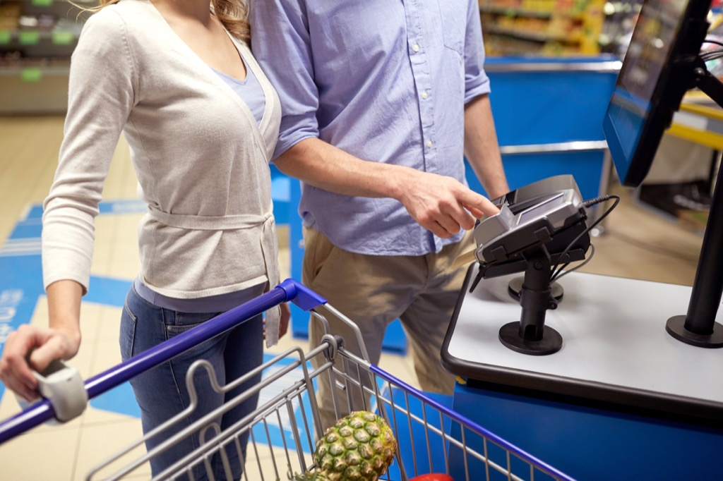 Grocery Store Self Checkout Grocery Shopping Mistakes