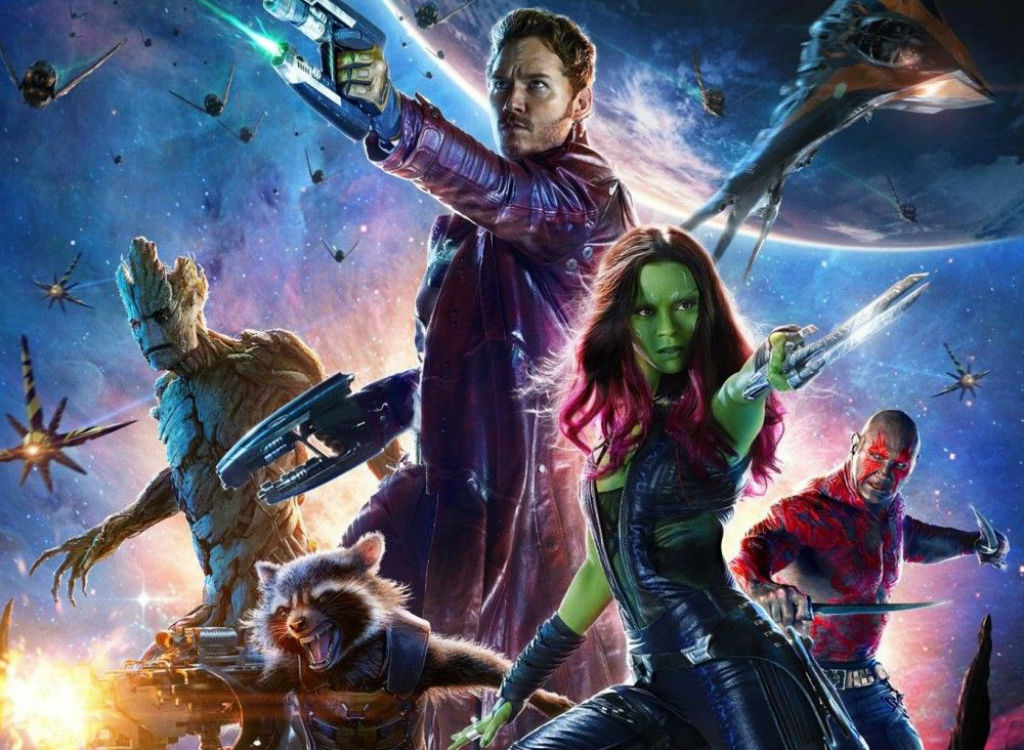 Guardians of the Galaxy summer blockbusters