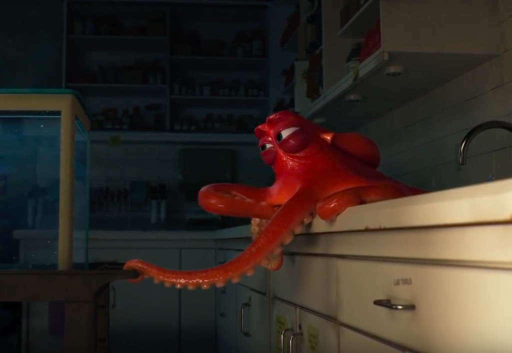 Finding Dory movie inspired baby names