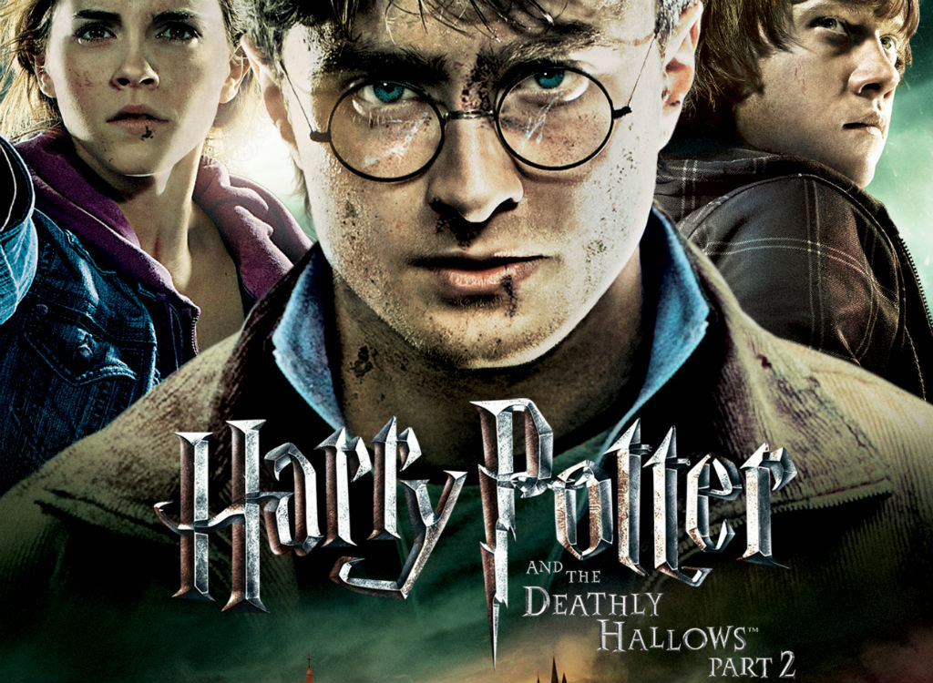 Harry Potter and the Deathly Hallows Part 2 summer blockbusters