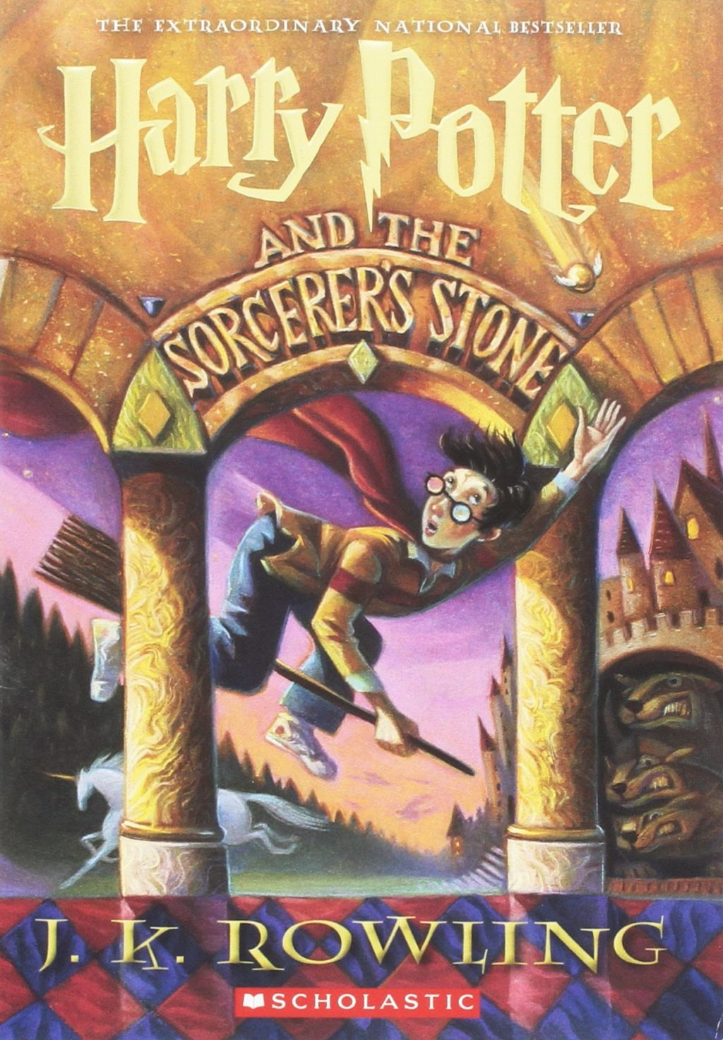 Harry Potter and the Sorcerer's Stone JK Rowling Jokes From Kids' Books