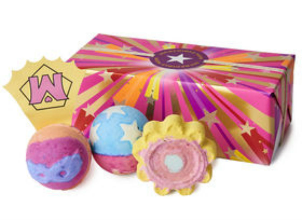 Lush Bath bombs Mother's day gifts