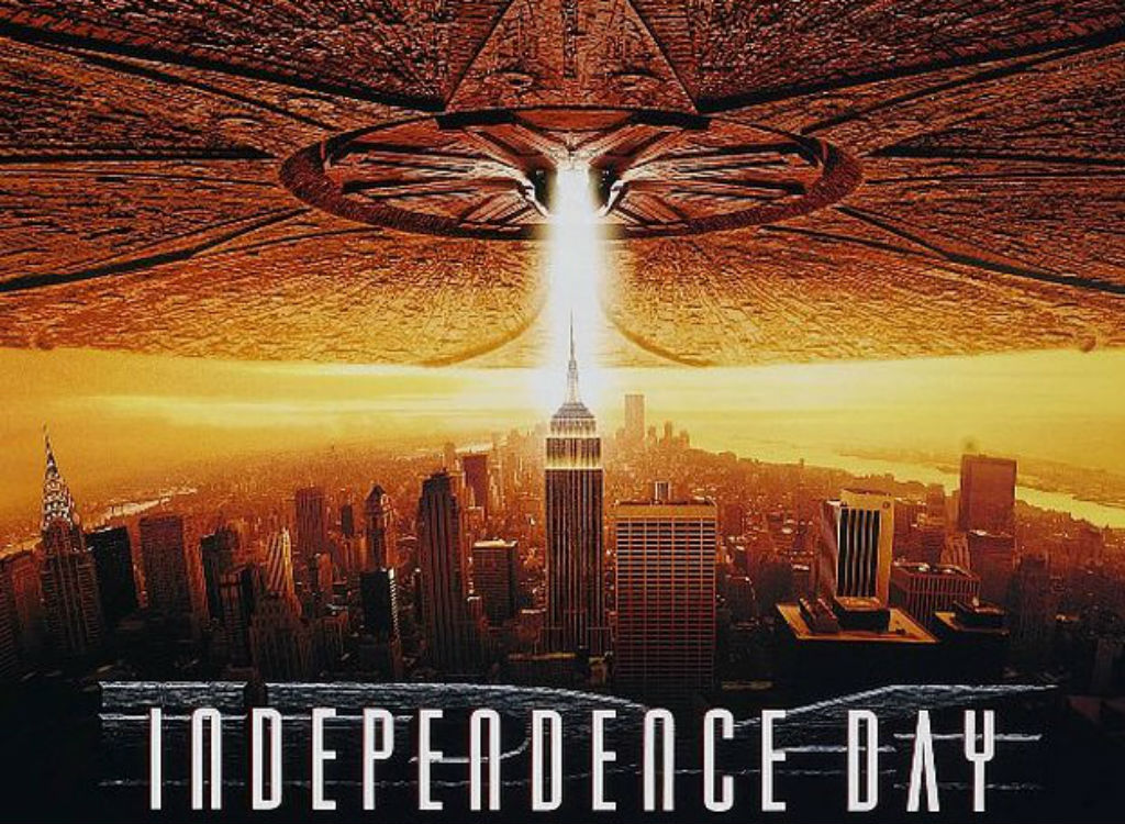 Independence Day summer blockbusters