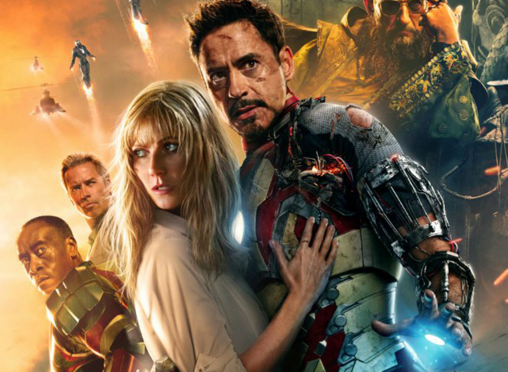 Iron Man 3 summer blockbusters