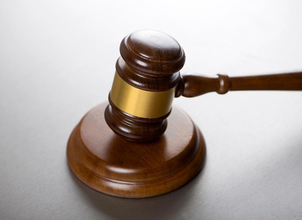 Judge's Mallet Wordplay Jokes