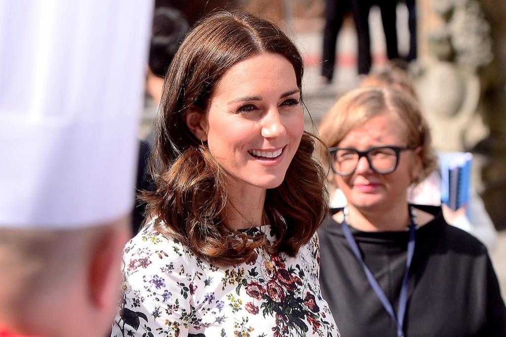 Kate Middleton women's hairstyles