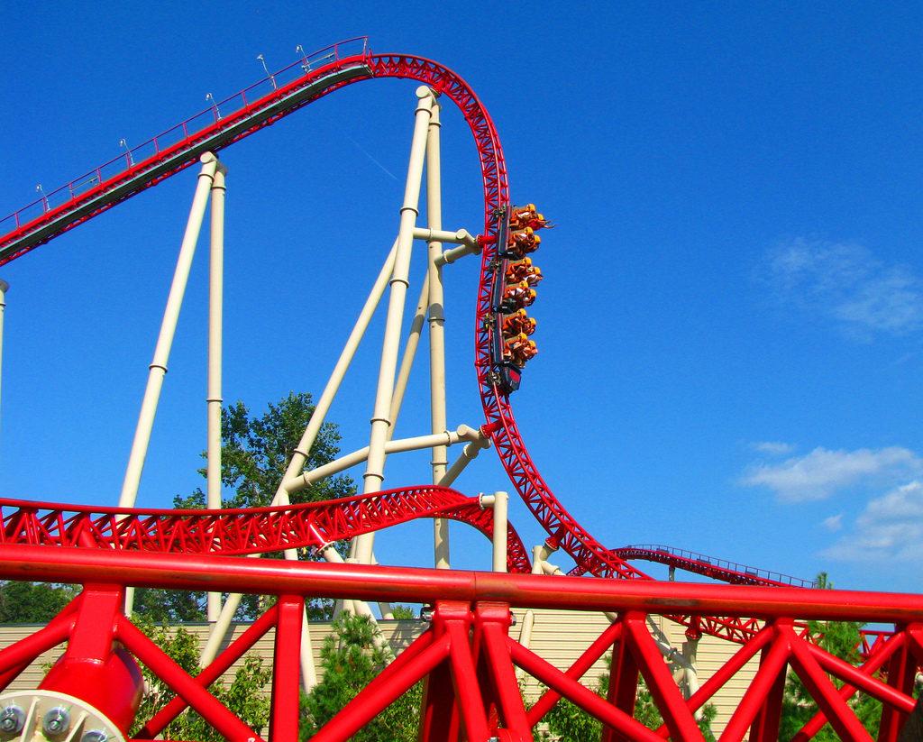 Maverick Roller Coasters