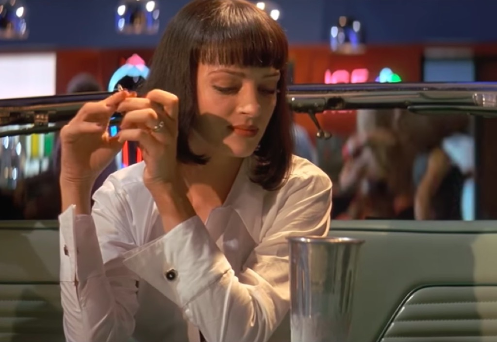 Pulp Fiction movie inspired baby names