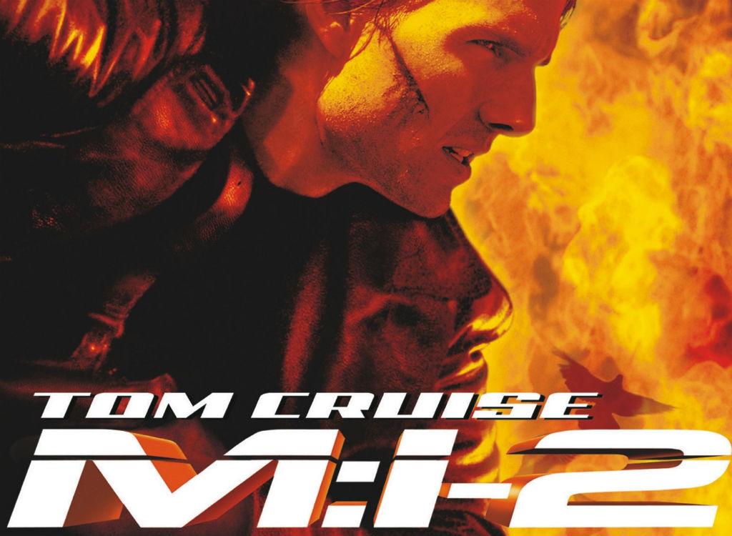 Mission Impossible 2 summer blockbuster