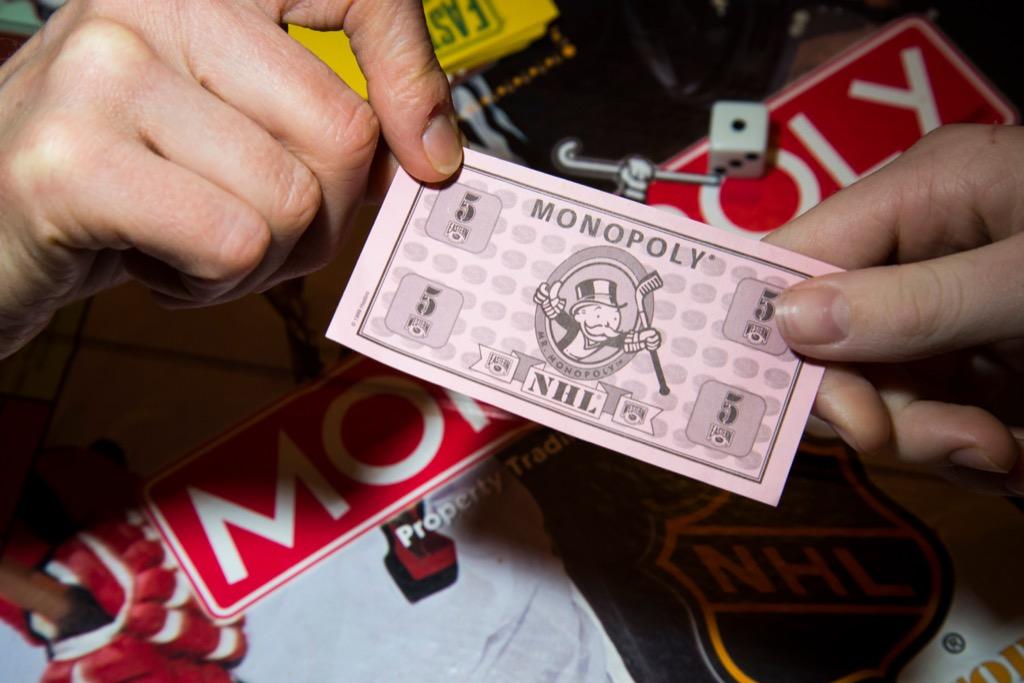 Monopoly Man Random Facts
