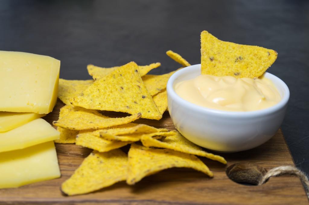 Nachos and Cheese Corny Jokes