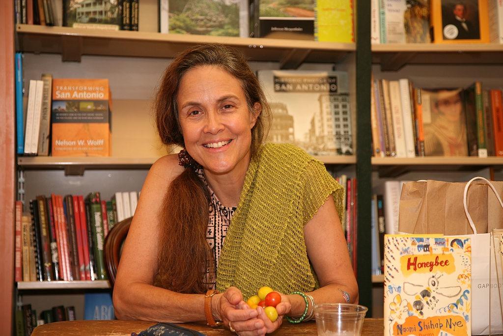 Naomi Shihab Nye poets you should read