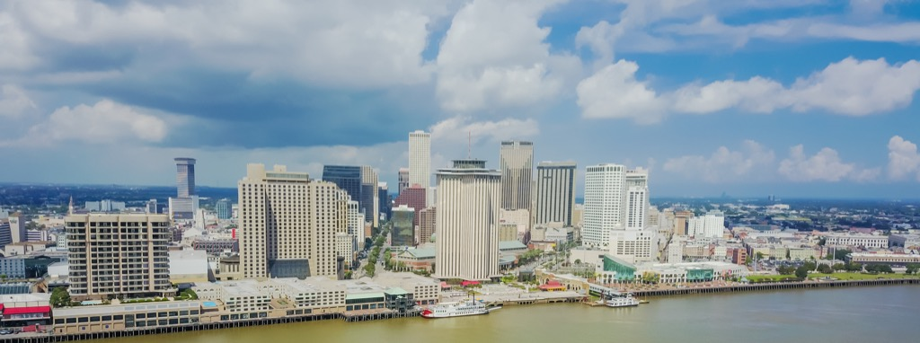 New Orleans, Louisiana humid places most humid cities in the U.S.