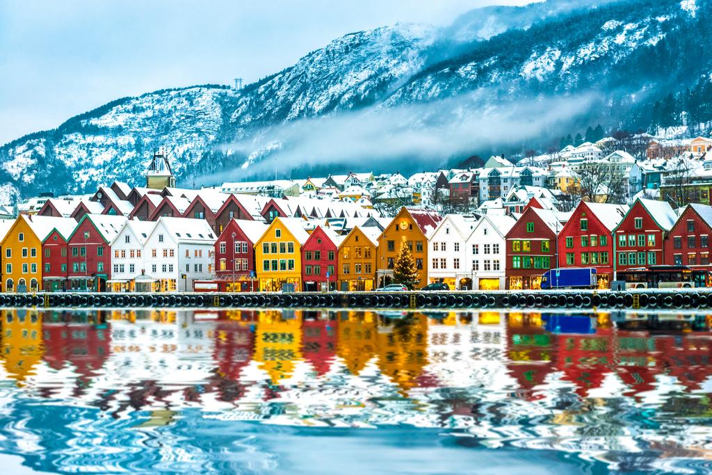 Norway Tourists, travel