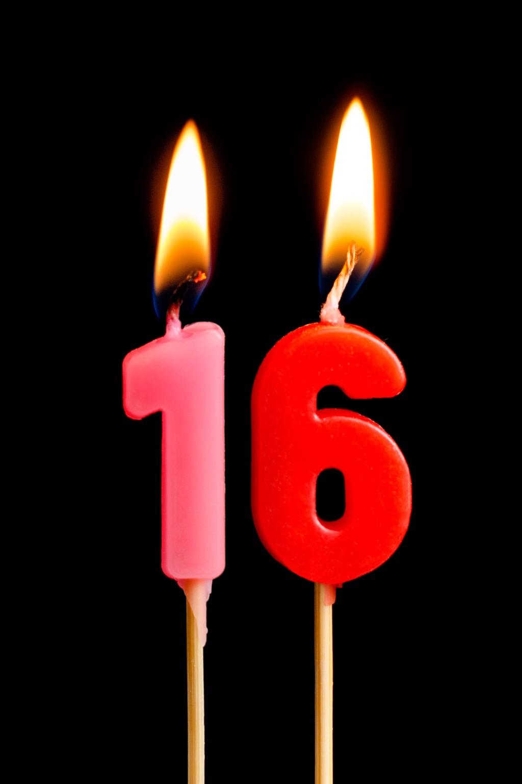Number 16 Useful Random Facts