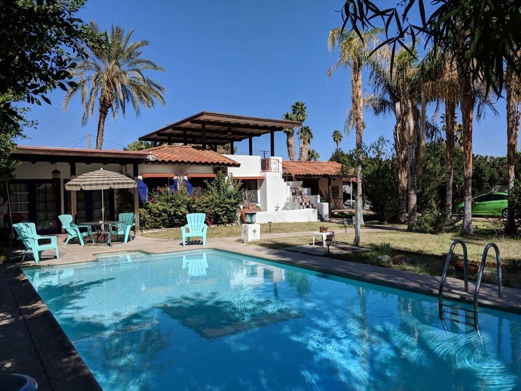 Palm Springs, California airbnb