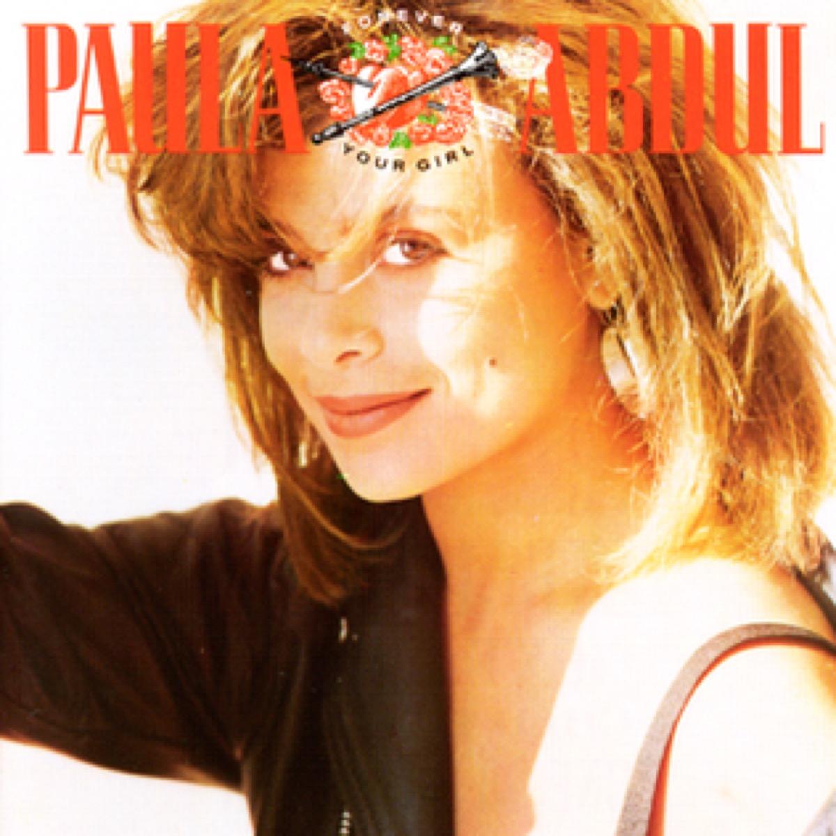Forever Your Girl by Paula Abdul album art