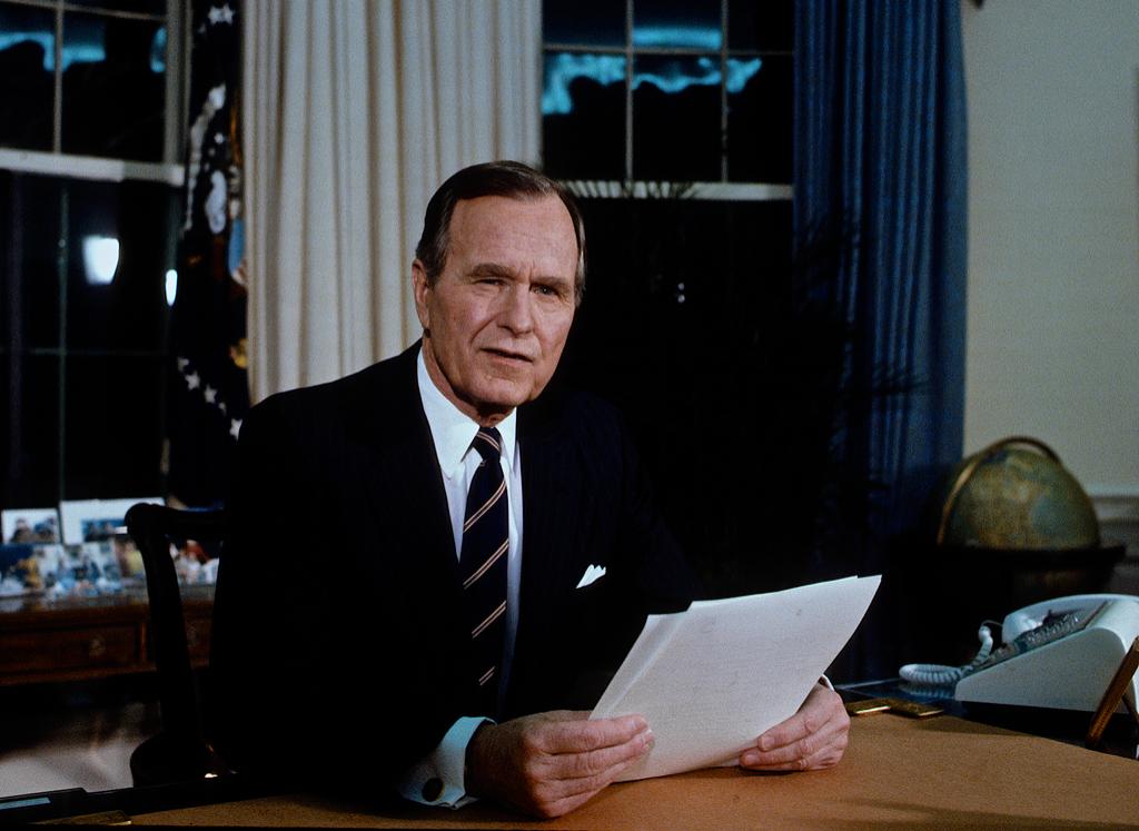 President George H.W. Bush Civic Studies