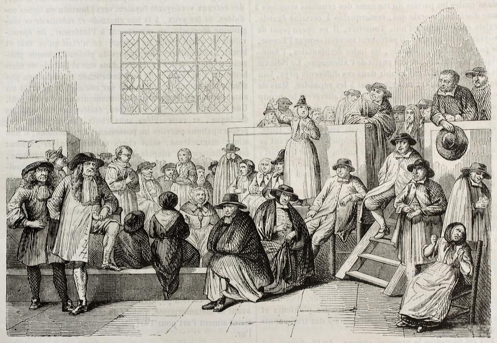 Quaker Painting Civic Studies