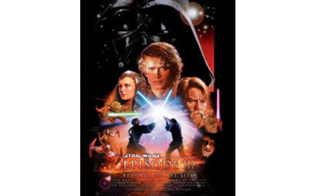 Revenge of the Sith summer blockbuster