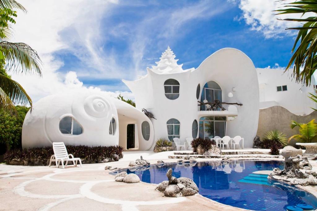 Seashell Home Isla Mujeres, Mexico airbnb
