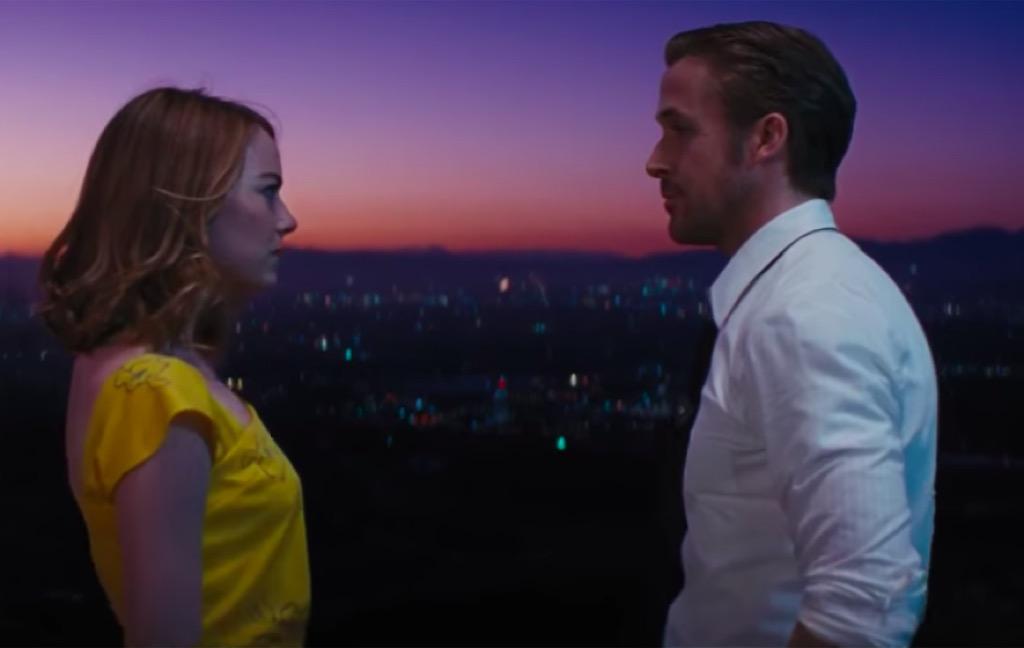 La La Land movie inspired baby names