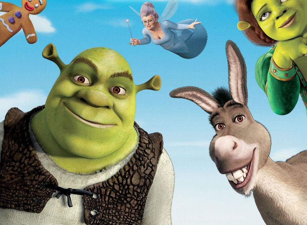 Shrek 2 summer blockbuster