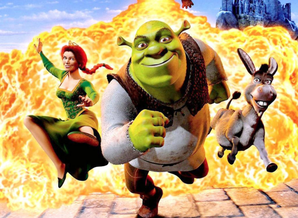 Shrek summer blockbuster