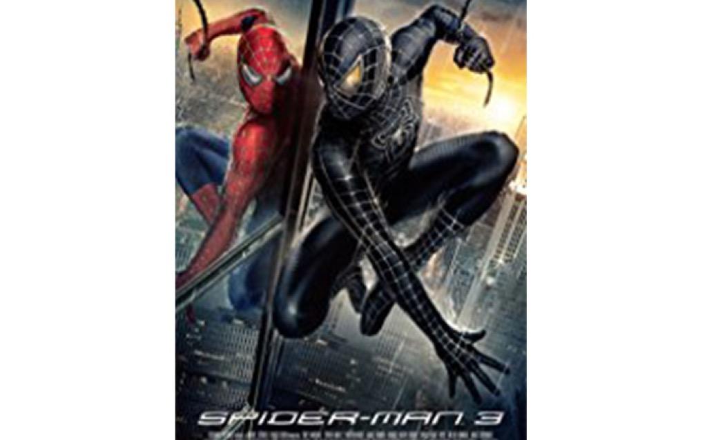 Spider-Man 3 summer blockbuster