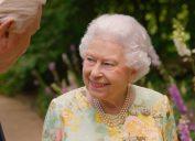 queen elizabeth and david attenborough