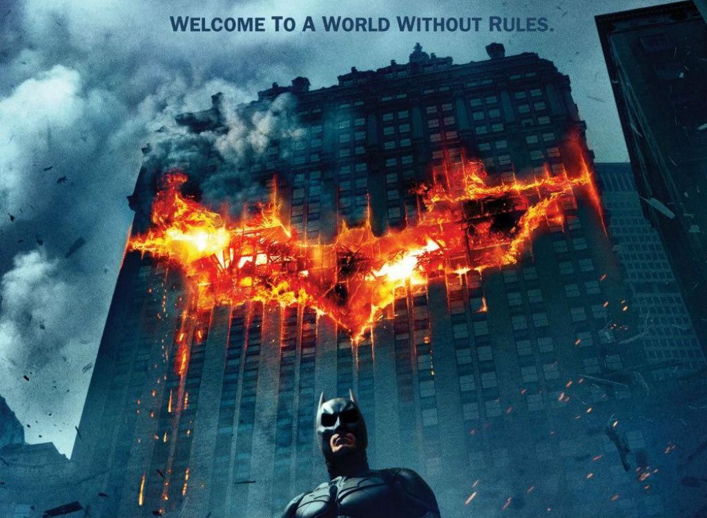 Dark Knight summer blockbuster