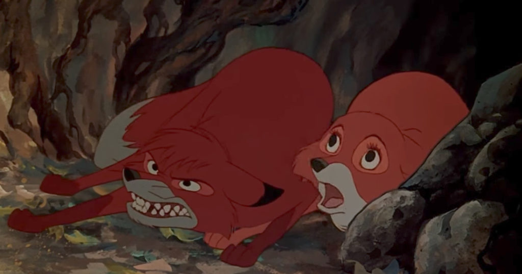 The Fox and the Hound Kids Films