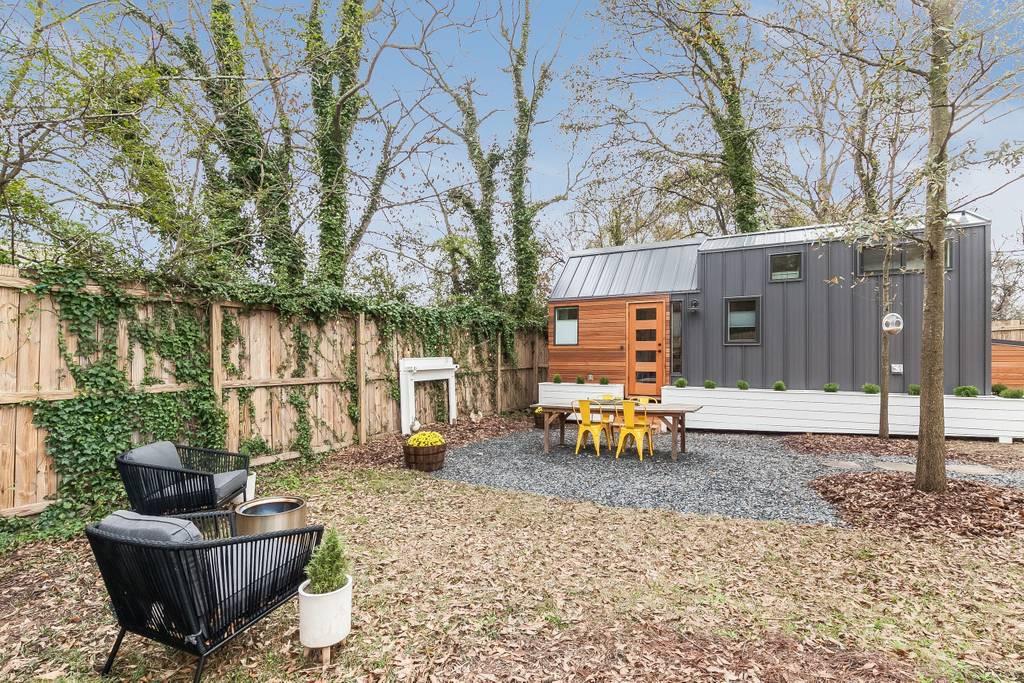 Tiny House Atlanta Georgia airbnb