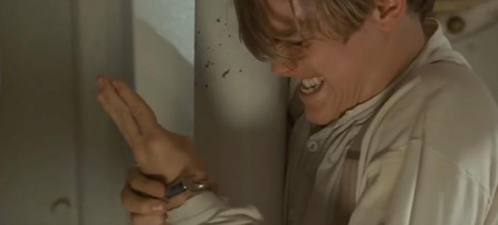 Titanic Jack's Handcuffs